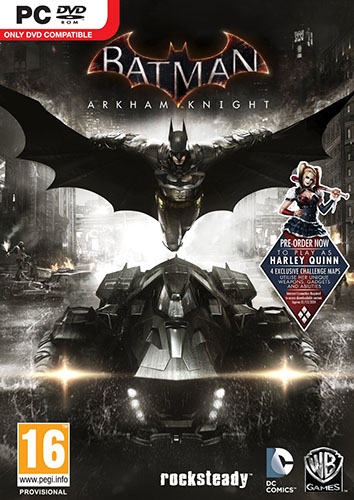 Batman: Arkham Knight - Premium Edition [v.1.6.2.0 + DLC] (2015) PC