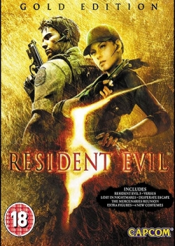 Resident Evil 5 Gold Edition [Update 1] (2015) PC