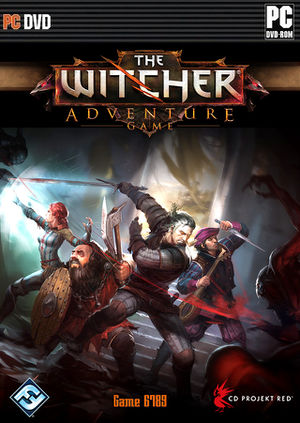 The Witcher Adventure Game (2014) PC | RePack от R.G. Механики