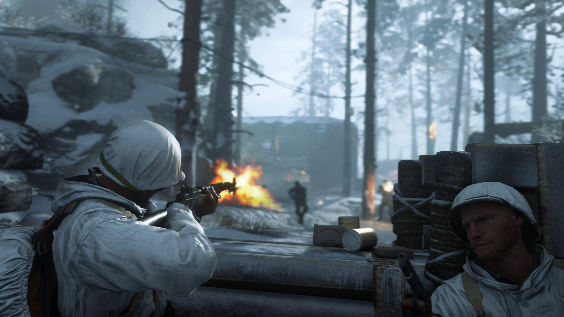 Скриншот Call of Duty: WWII - Digital Deluxe Edition (2017) PC