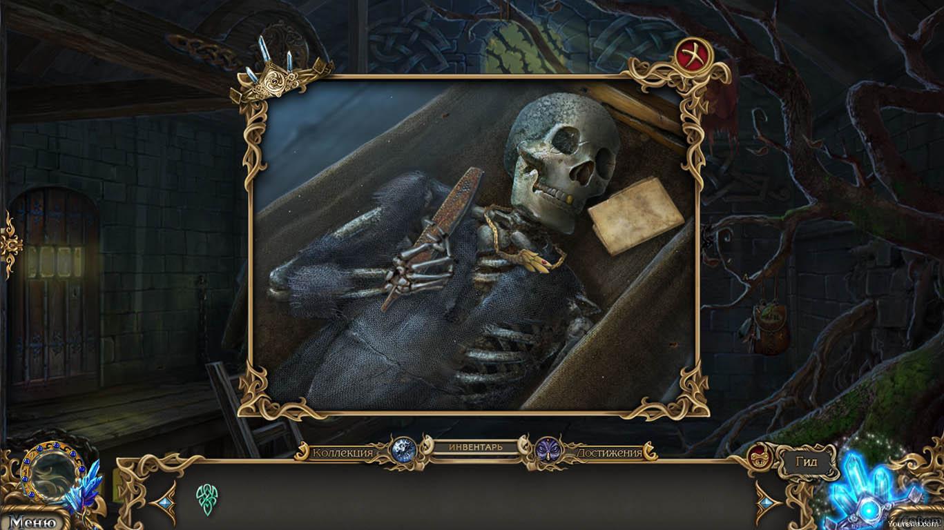 Скриншот Тайны духов 6: Семейная ложь / Spirits of Mystery 6: Family Lies CE (2016) PC