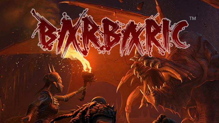 Barbaric (2017) PC