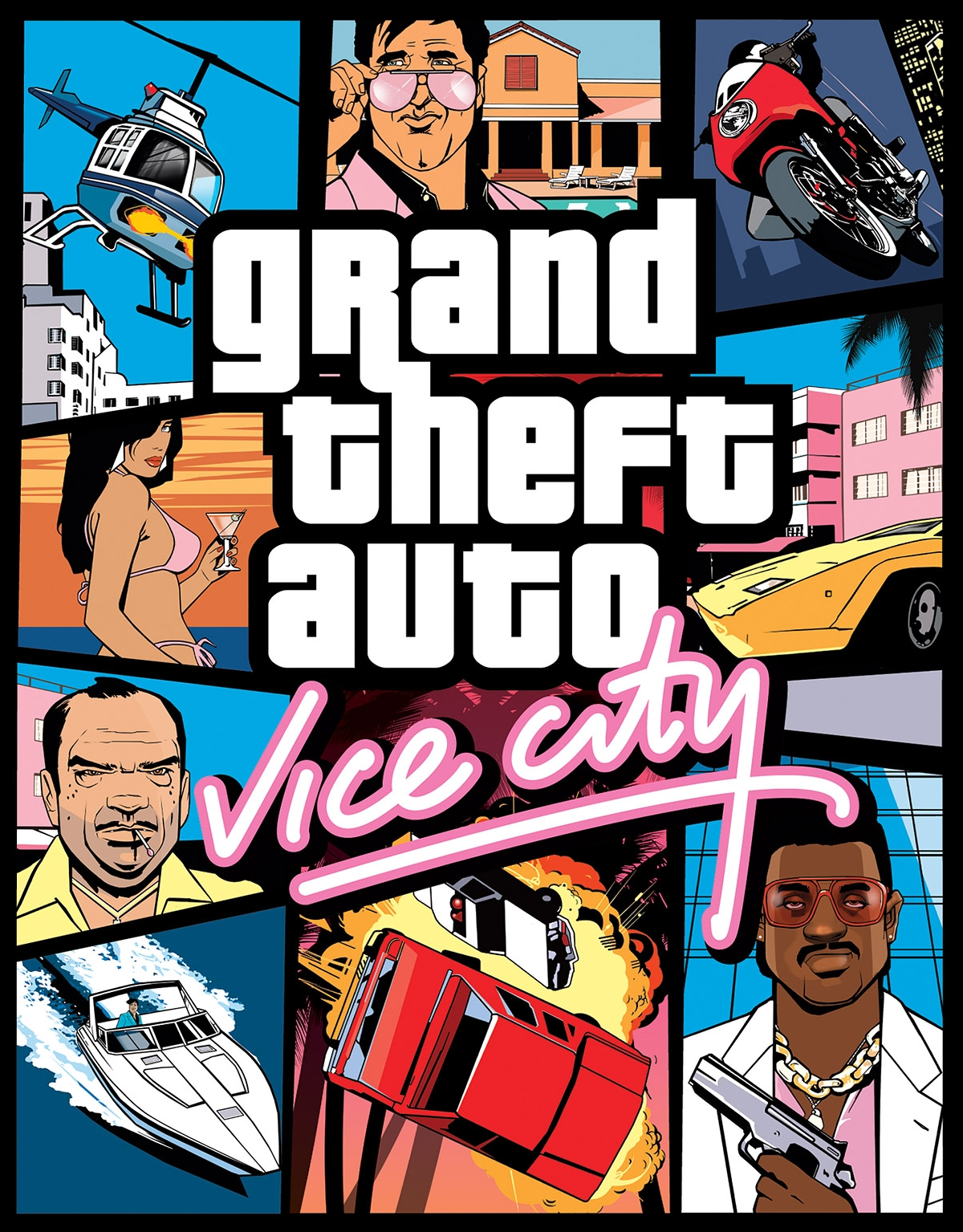 GTA Vice City Multiplayer (2008) PC