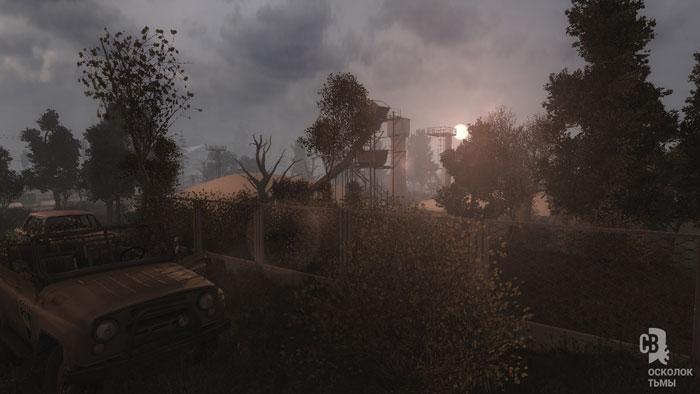 Скриншот S.T.A.L.K.E.R.: Зов Припяти. Смерти Вопреки 3: Осколок Тьмы (2016) PC