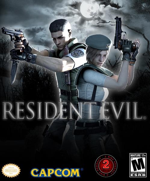 Resident Evil Remake (2001) PC