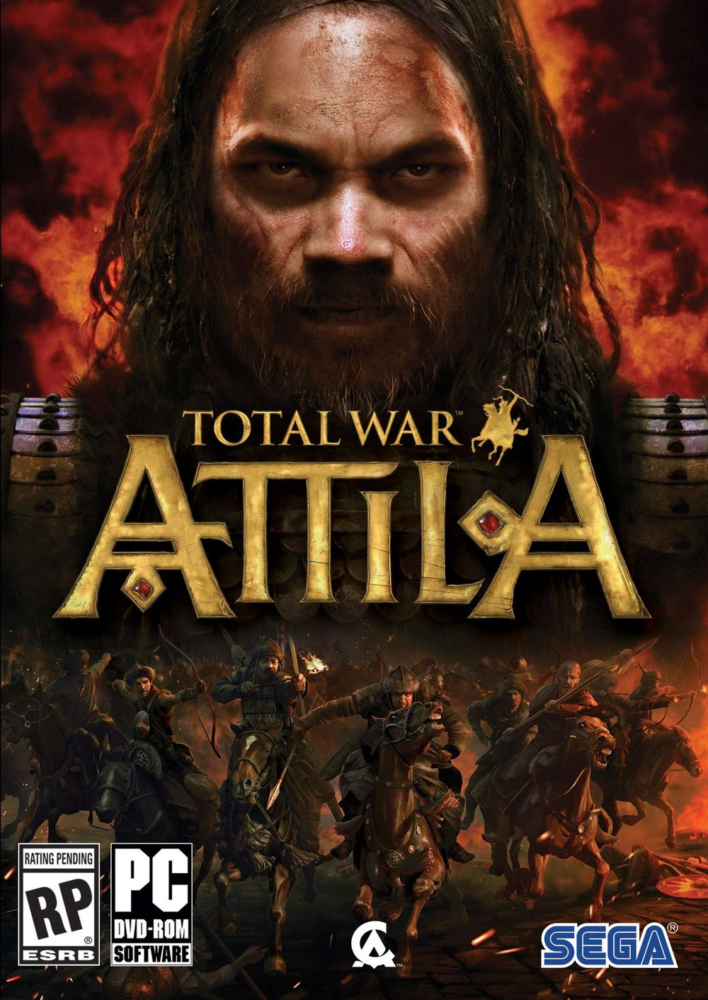 Total War: Attila [v 1.6.0 + 8 DLC] (2015) PC