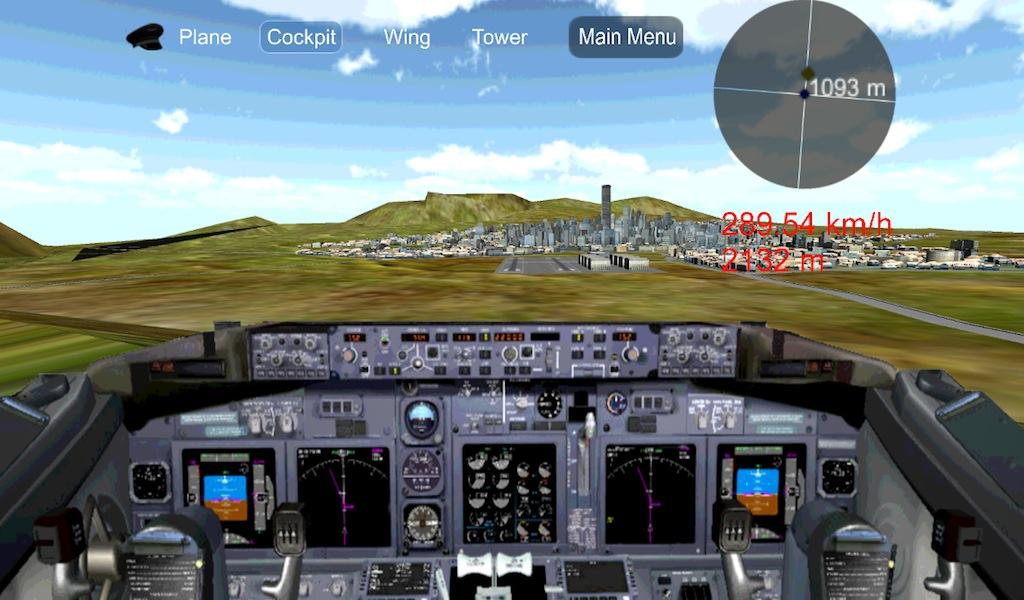 скачать симулятор самолта на компьютер боинг 737