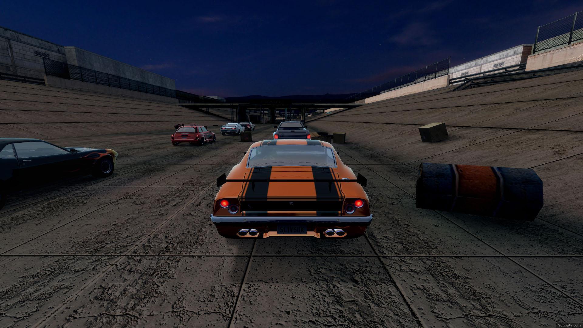 Скриншот FlatOut 2: Reborn (2015) PC