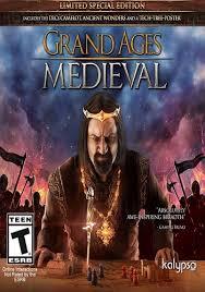 Grand Ages: Mediеval [v 1.1.2.21069 + 2 DLC] (2015) PC