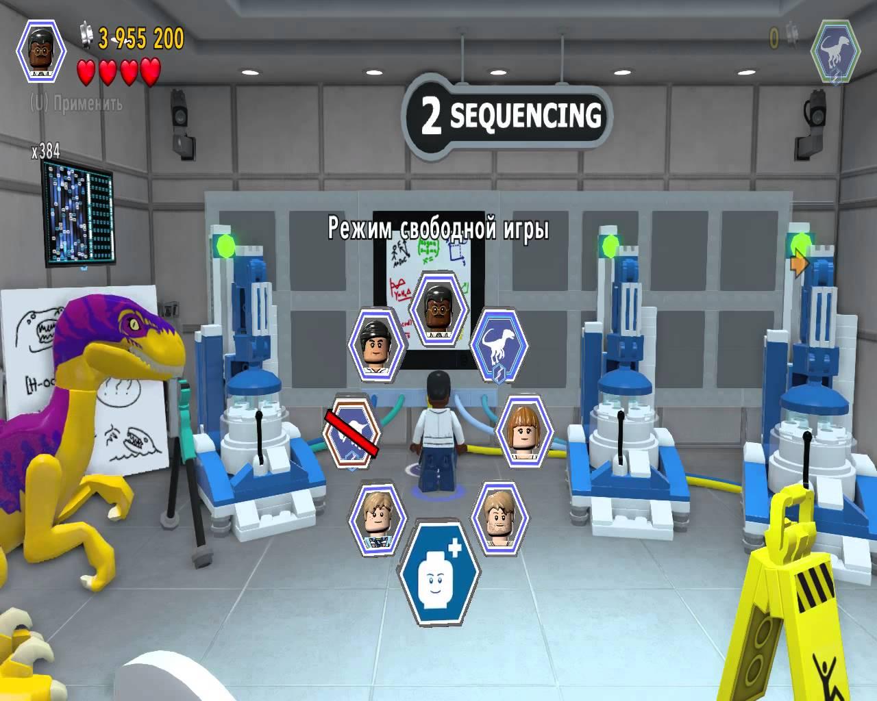 Lego jurassic world скачать торрент pc механики.