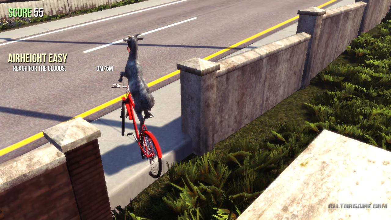 Игра 2014 симулятор козла скачать торрент бесплатно goat simulator pc.