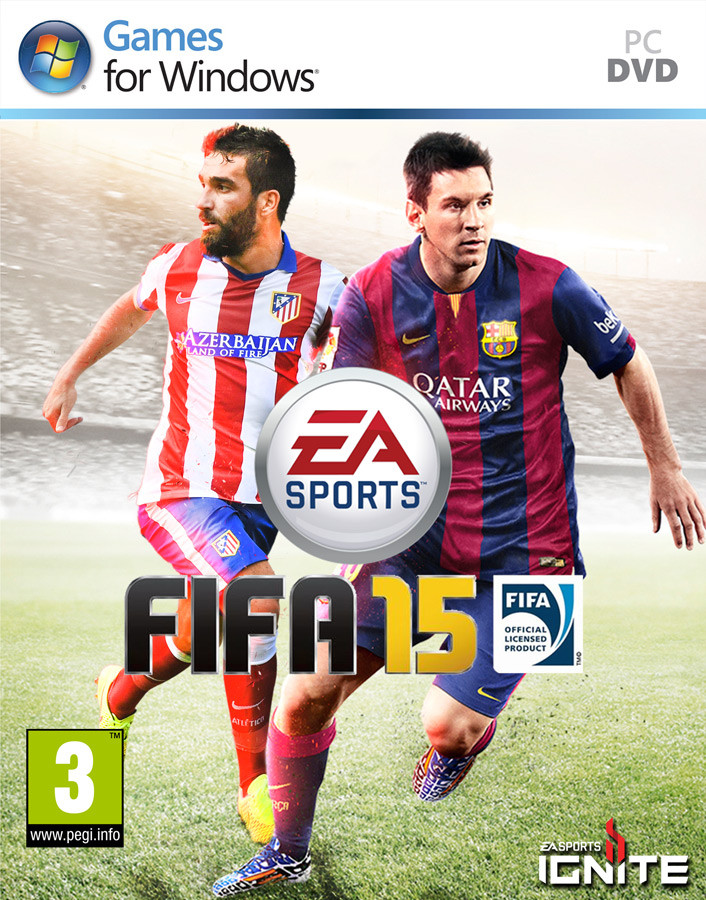 FIFA 15: Ultimate Team Edition [Update 8] (2014) PC