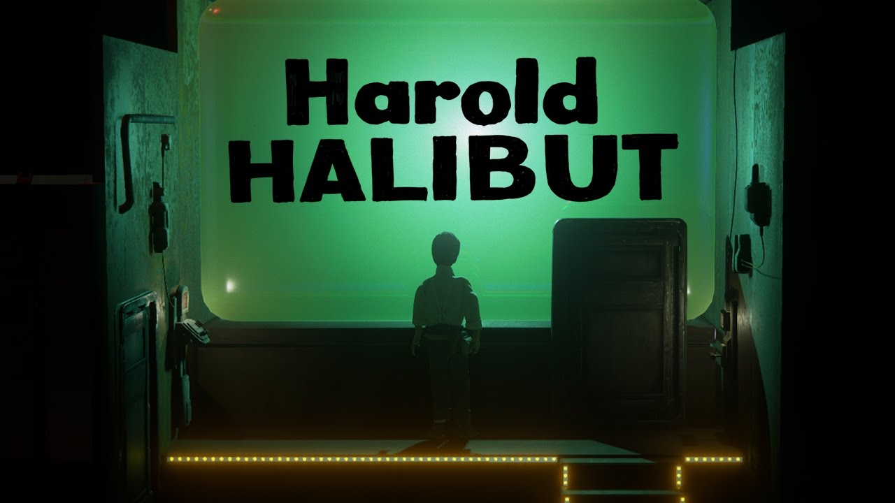 Harold Halibut (2019) PC