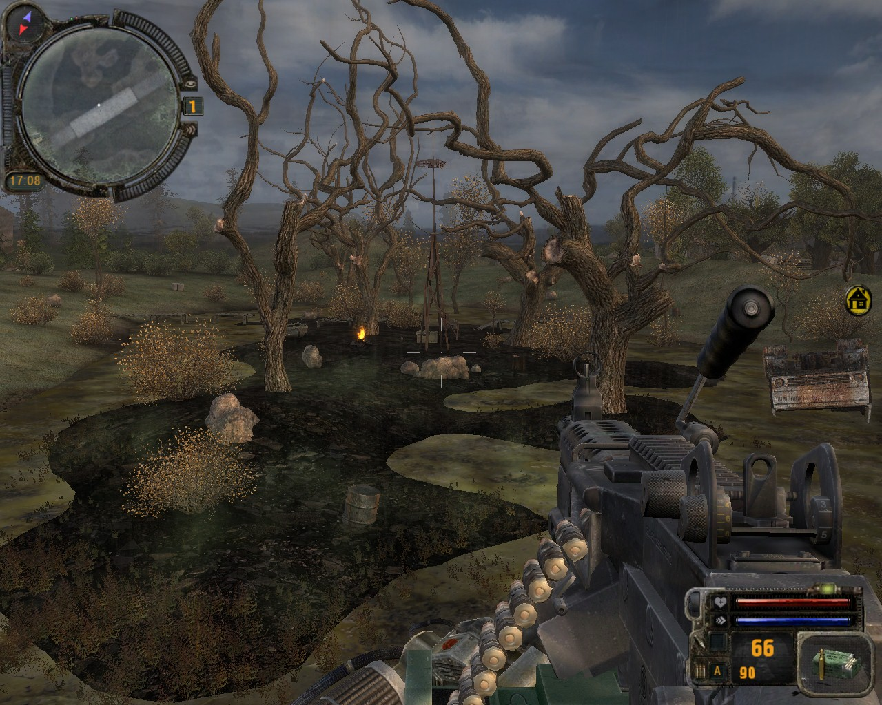 Скриншот S.T.A.L.K.E.R.: Снайпер 2 (2016) PC
