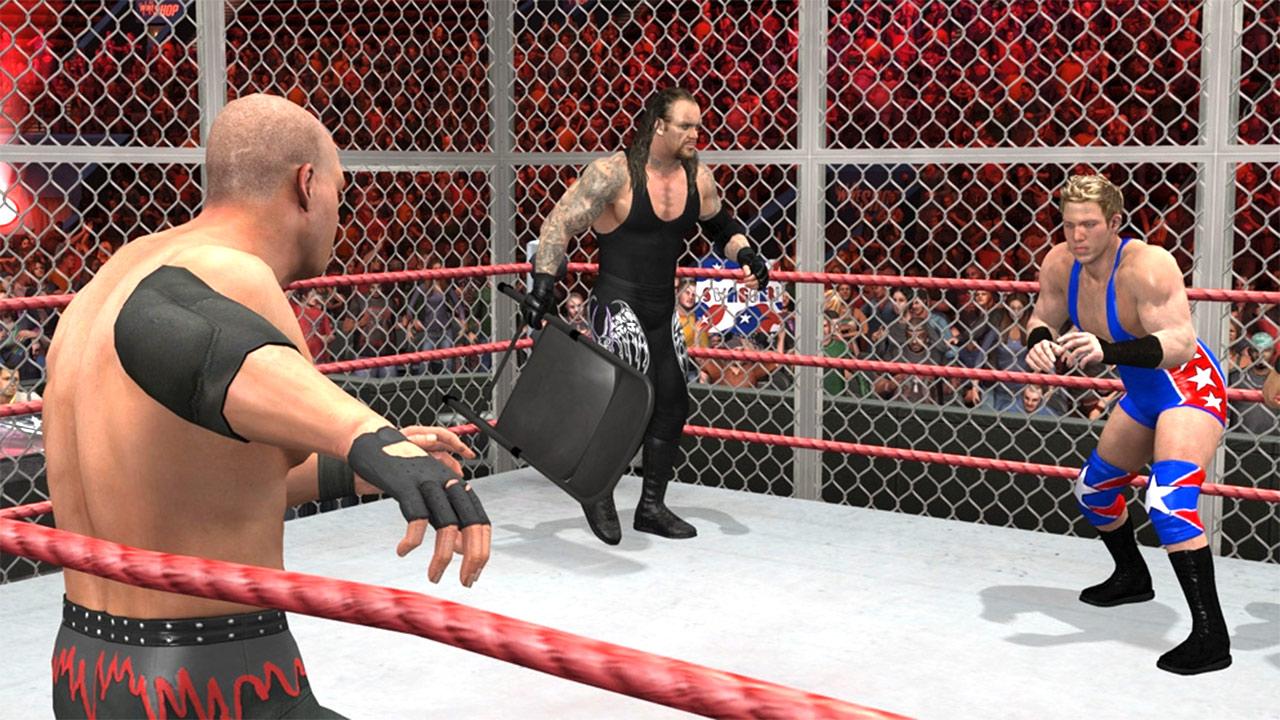 Raw vs smackdown 2018 скачать на компьютер