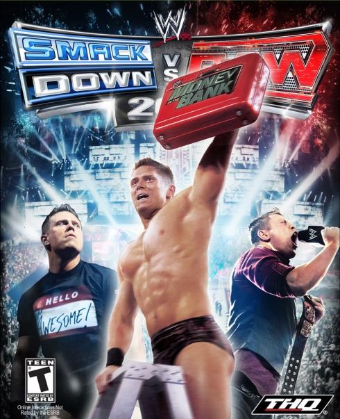WWE SmackDown vs. RAW (2011) PC