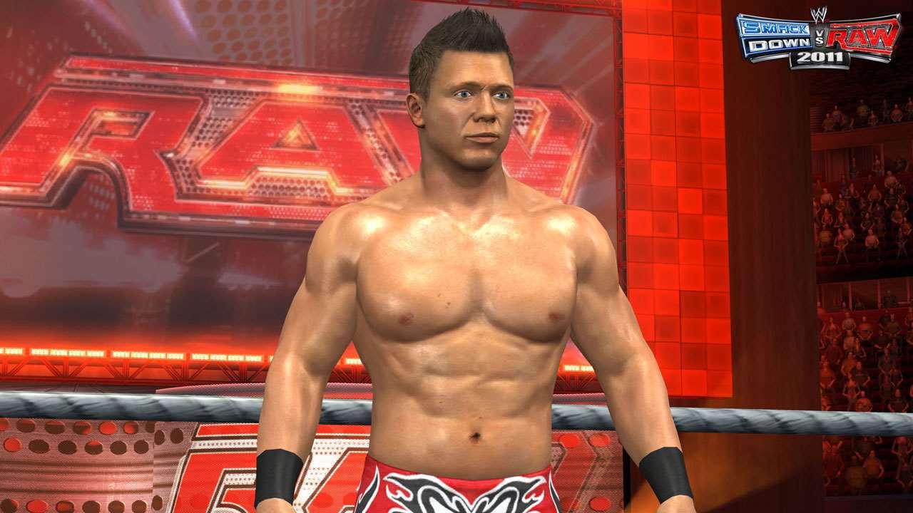 Скриншот WWE SmackDown vs. RAW (2011) PC