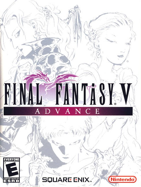 Final Fantasy V (2015) PC | RePack от R.G. Механики
