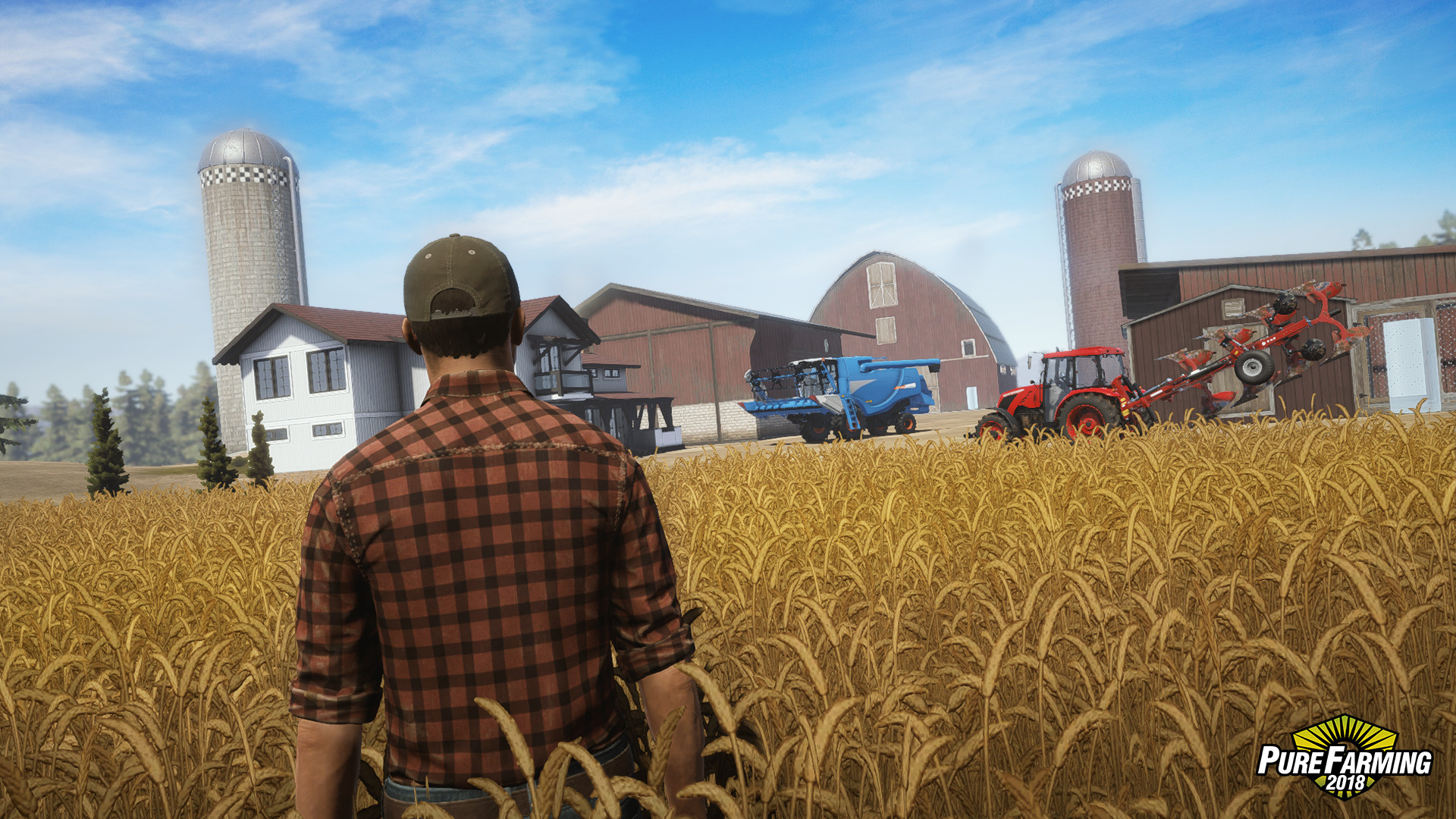 Скриншот Pure Farming (2018) PC