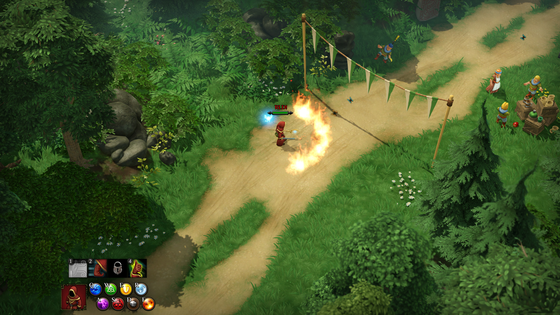 Скриншот Magicka 2 [v 1.2.1.0] (2015) PC