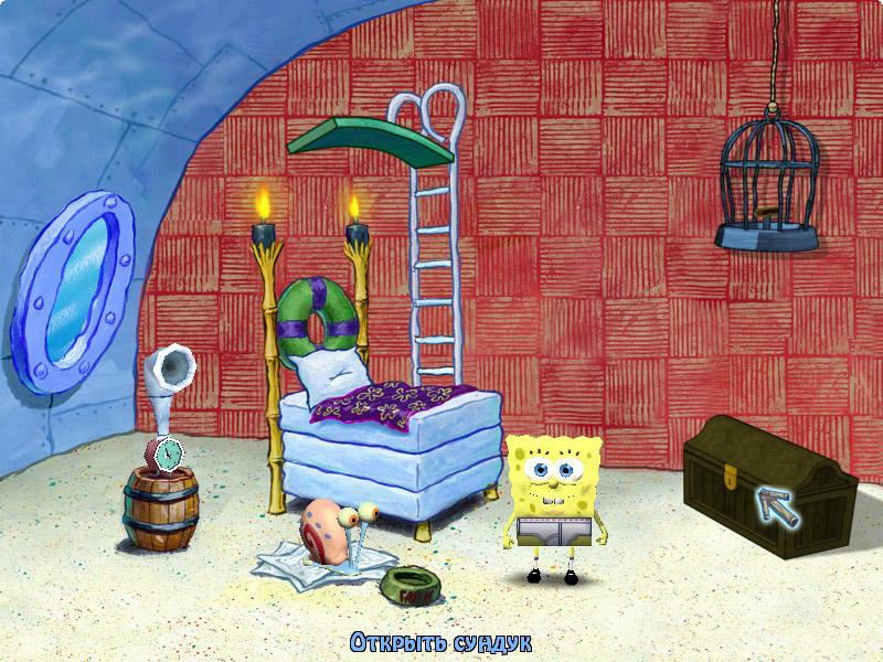 Скриншот Губка Боб Квадратные Штаны | Spongebob (2005) PC