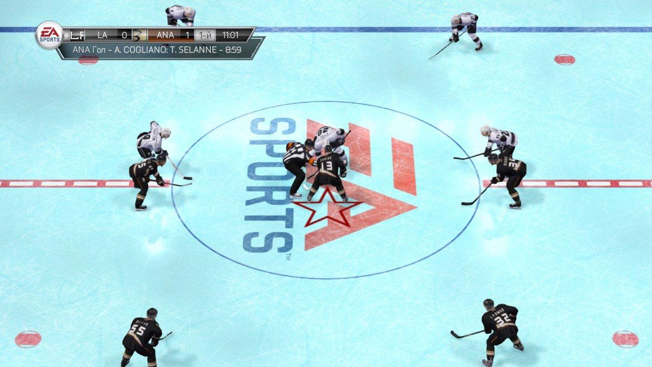 Скачать игру хоккей nhl 14 на компьютер
