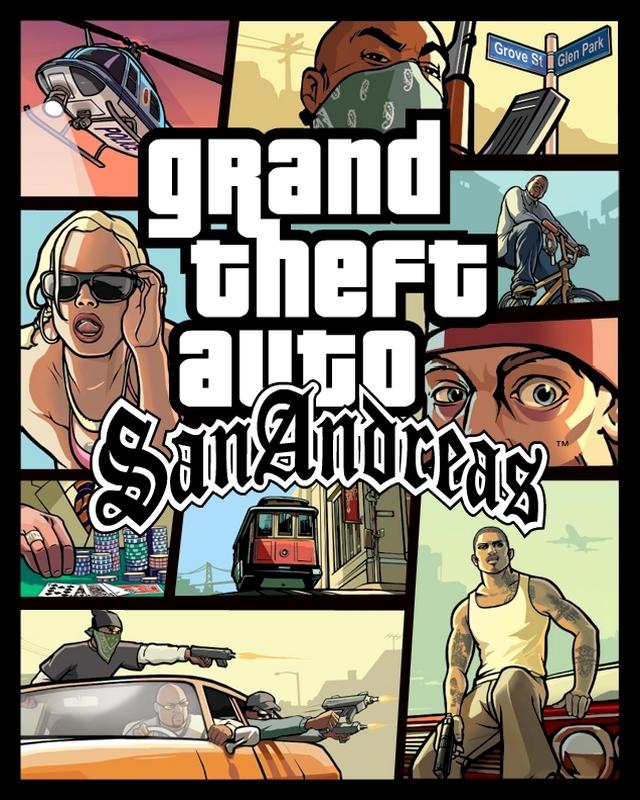San Andreas - Hot Coffee (2008) PC
