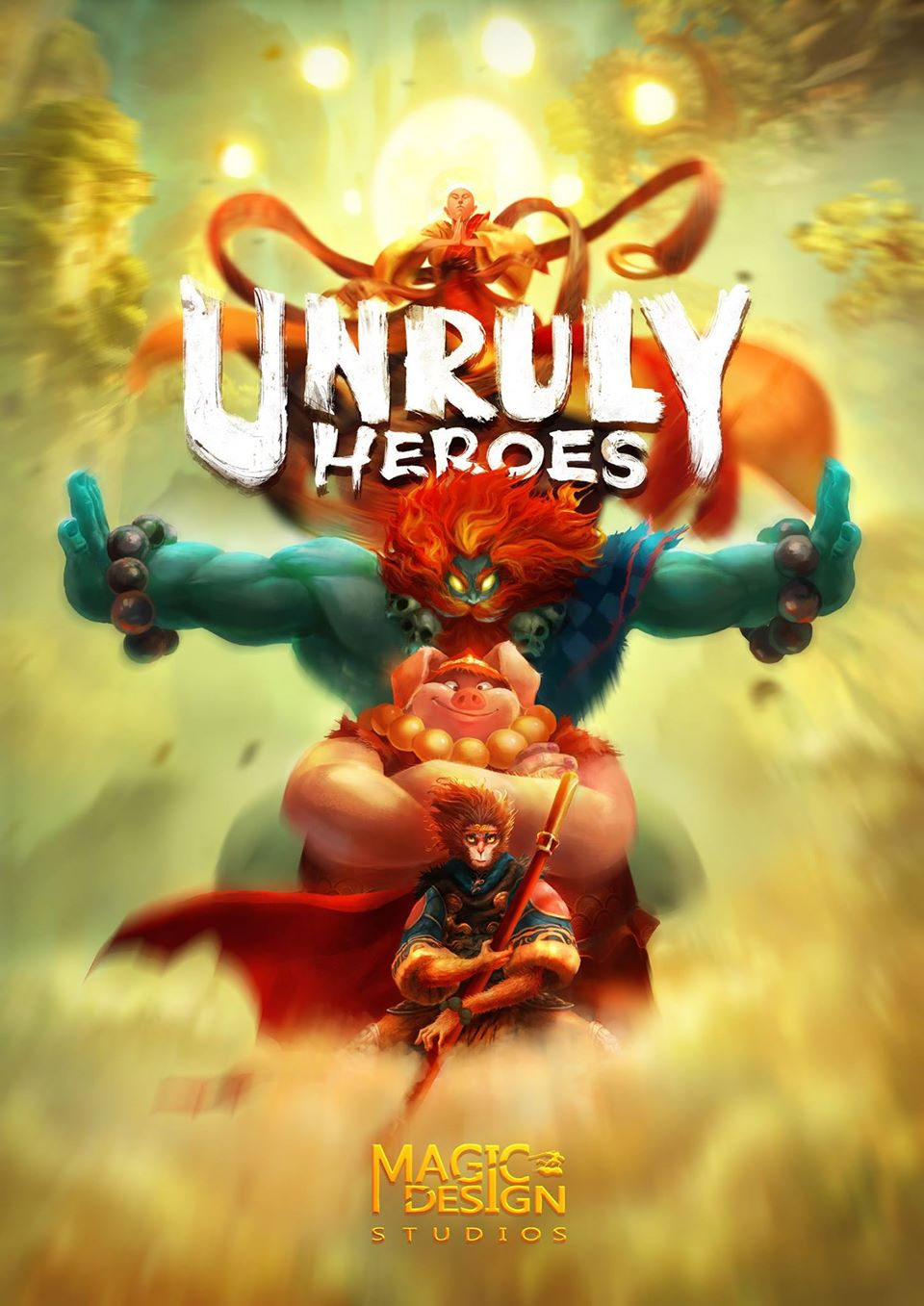 Unruly Heroes (2018) PC