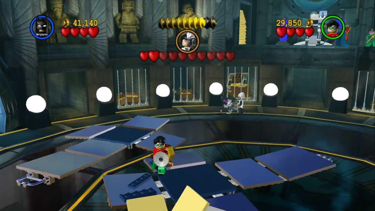 Скриншот LEGO Batman - Trilogy (2008-2014) PC | RePack от R.G. Механики