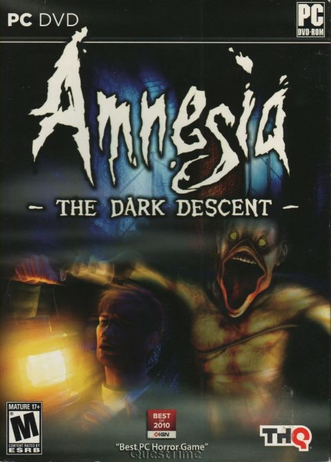 Амнезия / Amnesia: Dilogy (2010-2013) PC | RePack от R.G. Механики