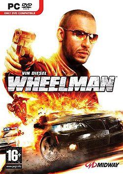 Вин Дизель. Wheelman (2009) PC