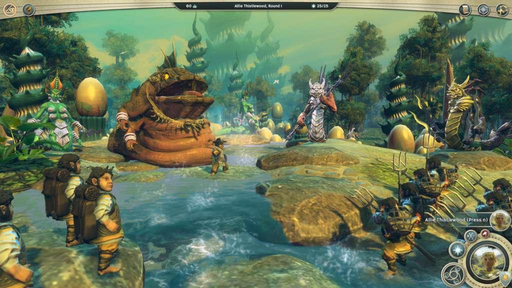 Скриншот Age of Wonders 3: Deluxe Edition [v 1.800 + 4 DLC] (2014) PC | RePack от R.G. Механики