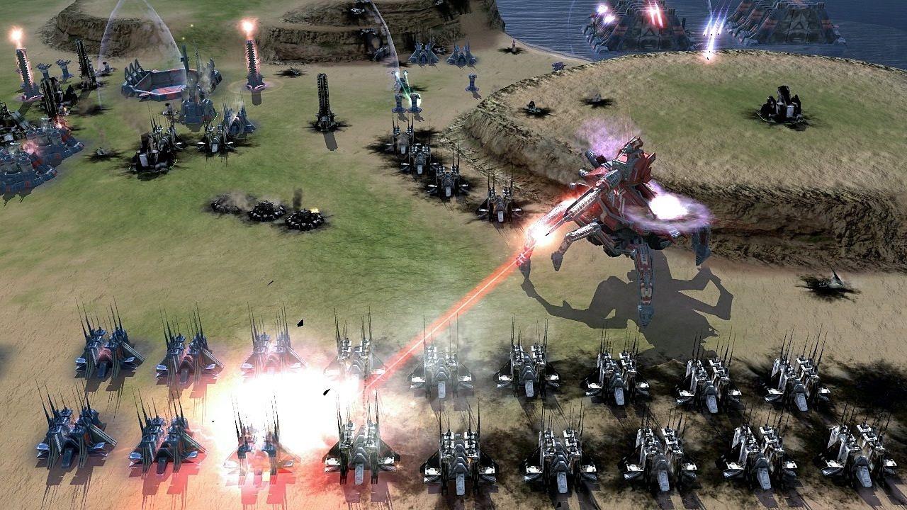 Supreme commander 2 (2010) pc | механики скачать торрент бесплатно.