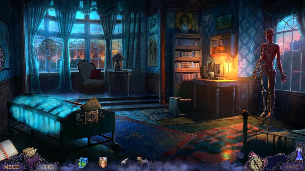 Скриншот Нашептанные секреты 5. Негасимая свеча. Коллекционное издание (2016) PC