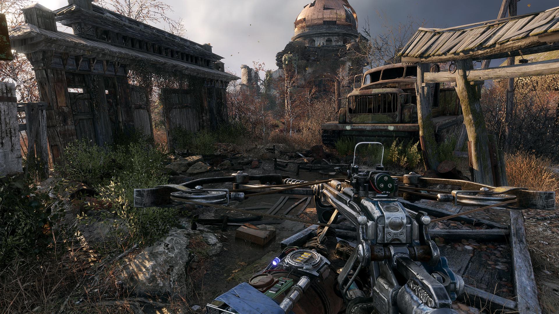 Скриншот Metro: Exodus (2018) PC