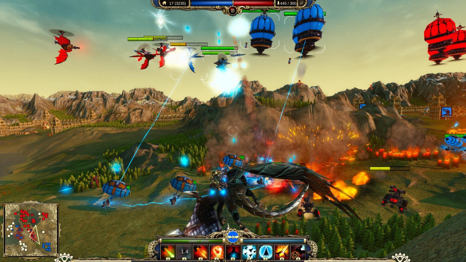 Скриншот Divinity: Dragon Commander - Imperial Edition [v 1.0.124] (2013) PC   RePack от R.G. Механики
