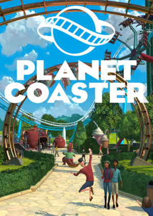 Planet Coaster [v 1.3.6.45104 + 3 DLC] (2016) PC