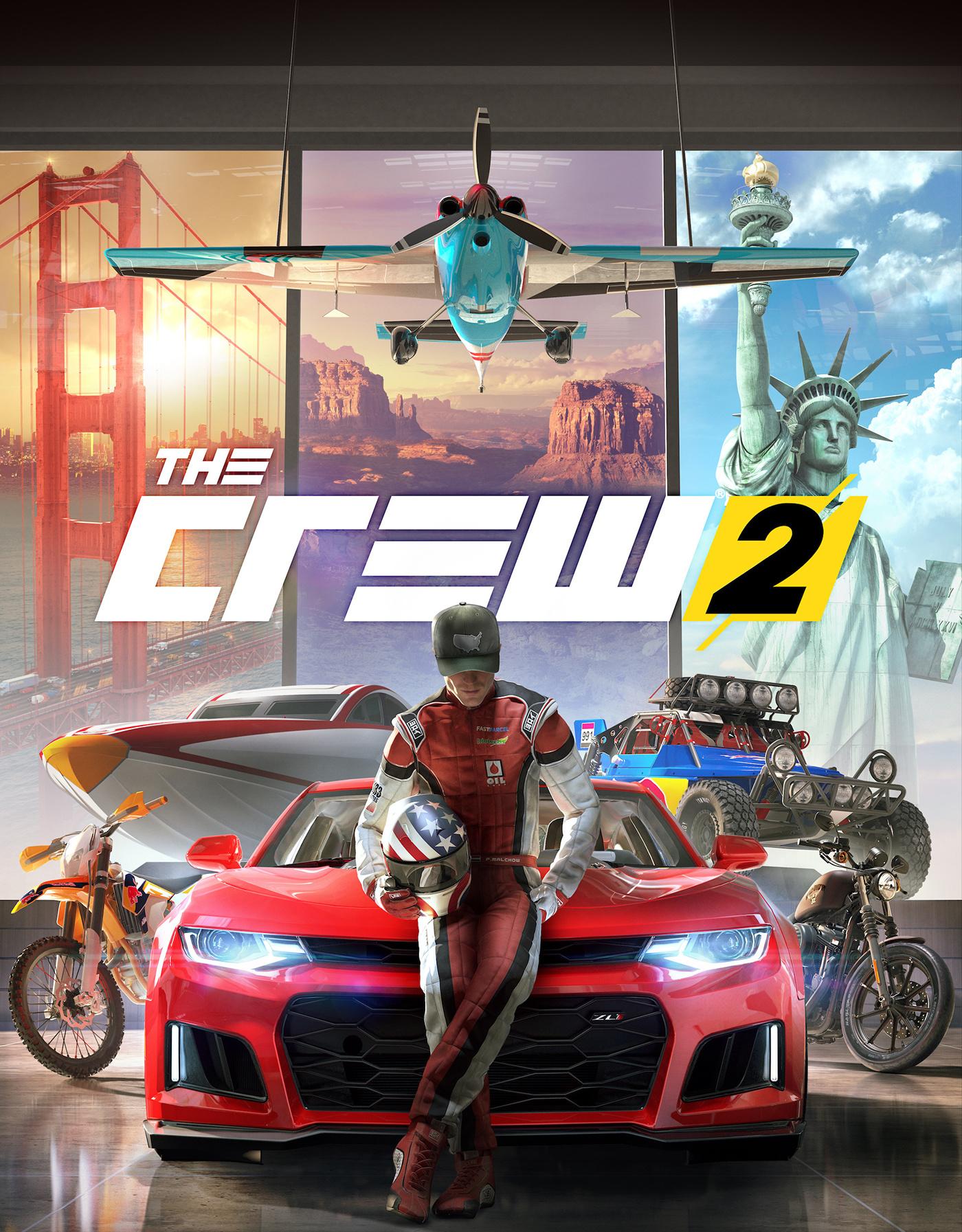 The Crew 2 (2018) PC