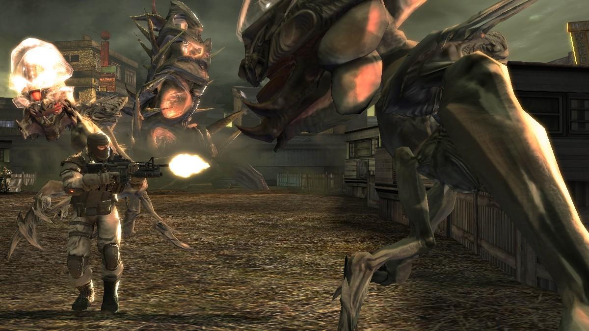 Скриншот Area 51: Dilogy (2005-2007) PC | RePack от R.G. Механики