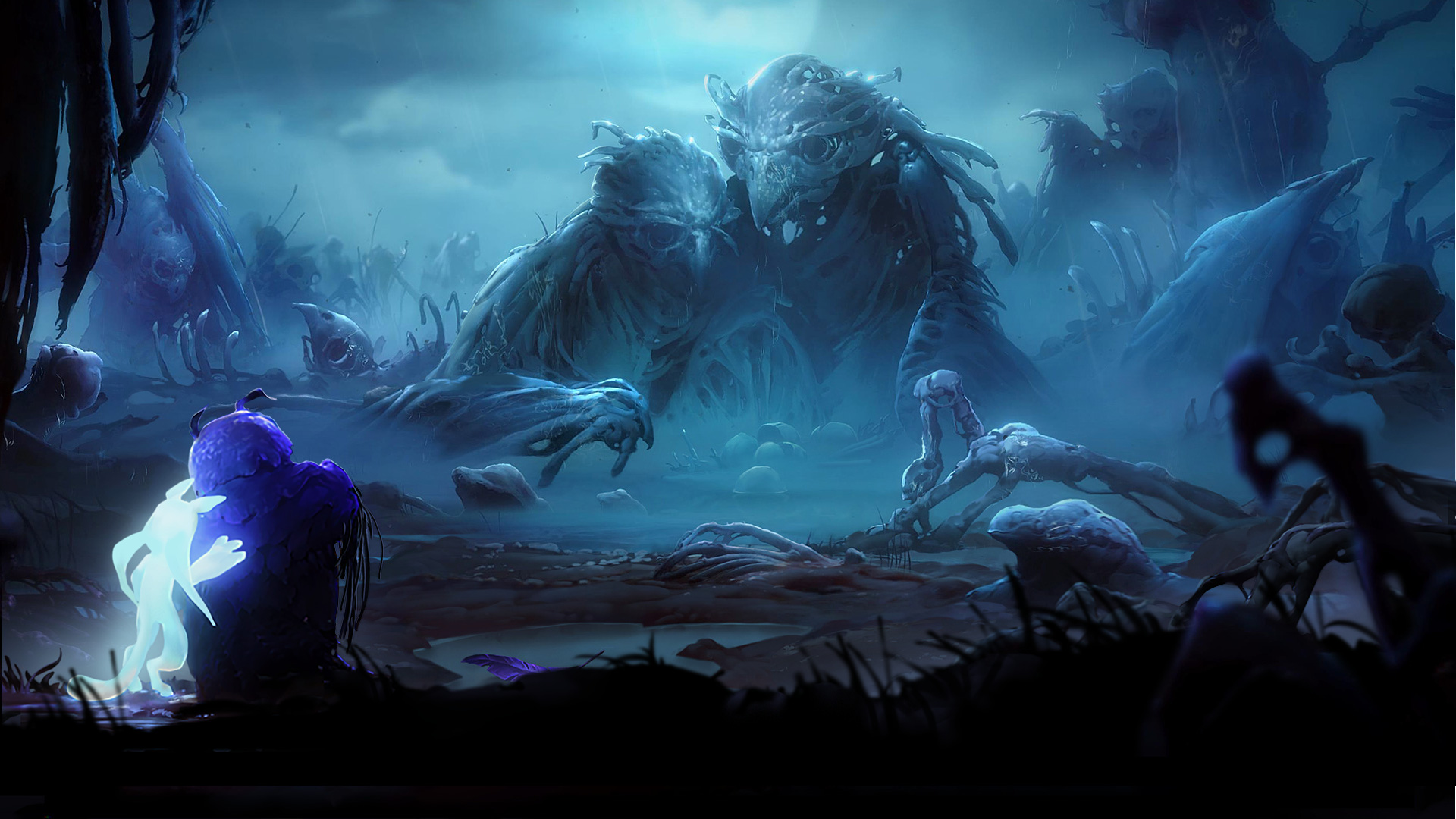 Скриншот Ori and the Will of the Wisps (2018) PC
