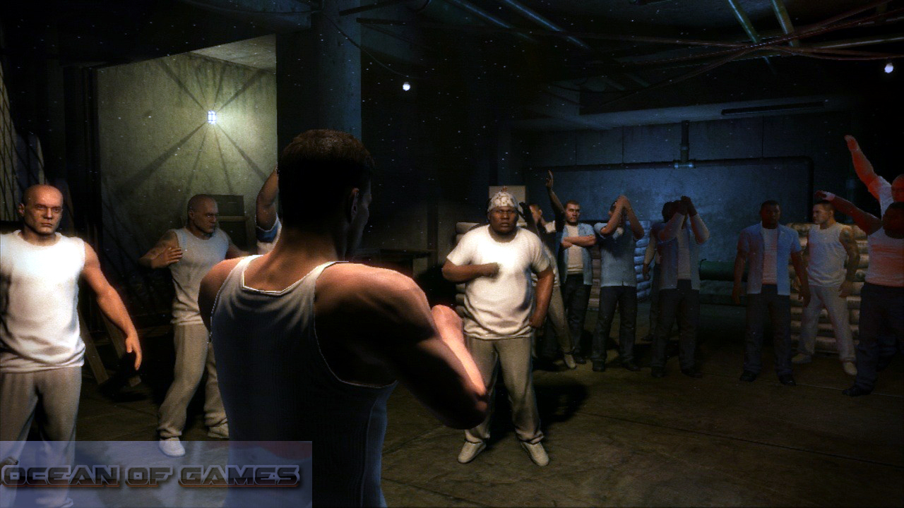 Скриншот Prison Break: The Conspiracy (2010) PC | RePack от R.G. Механики