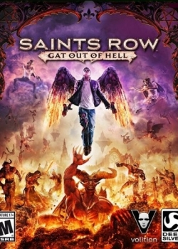 Saints Row: Gat out of Hell [Update 2] (2015) PC