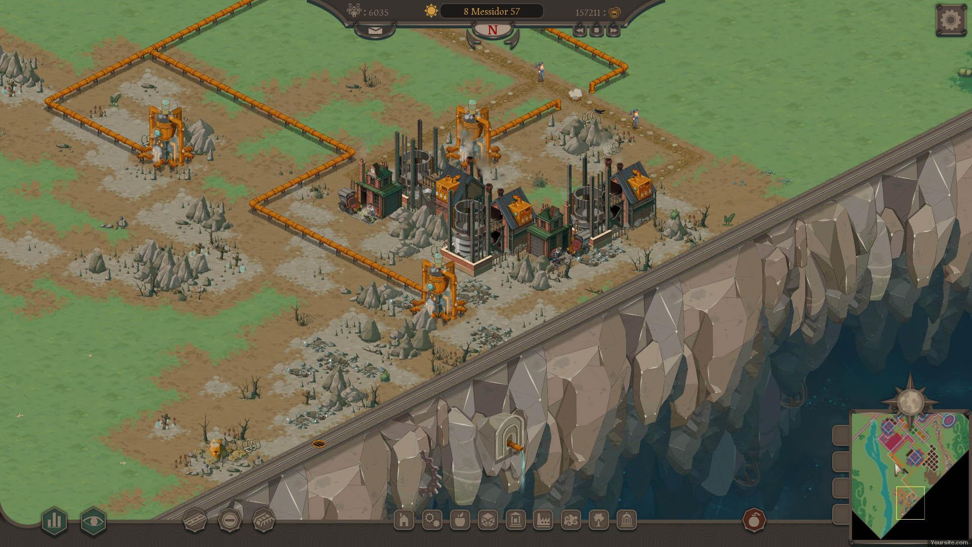 Скриншот Lethis: Path of Progress [v1.4.0] (2015) PC