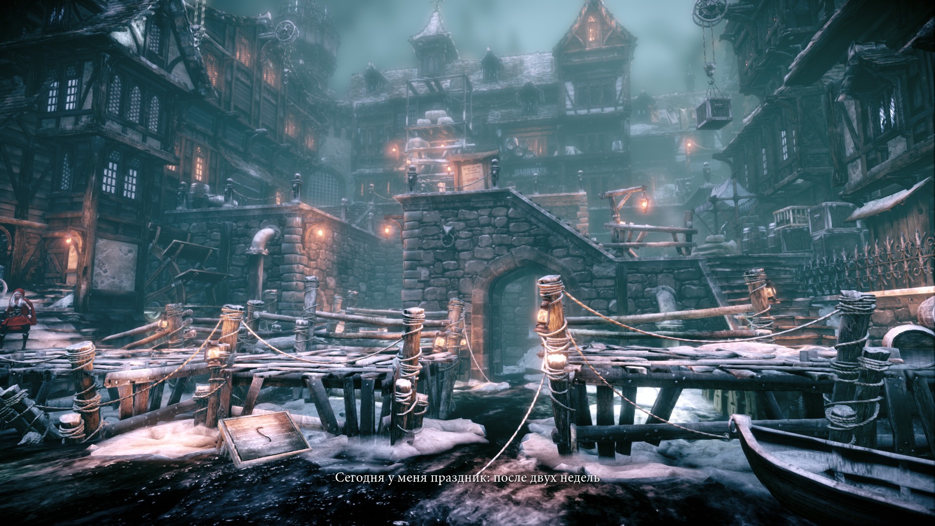 Скриншот Woolfe - The Red Hood Diaries [v 2.1.2] (2015) PC