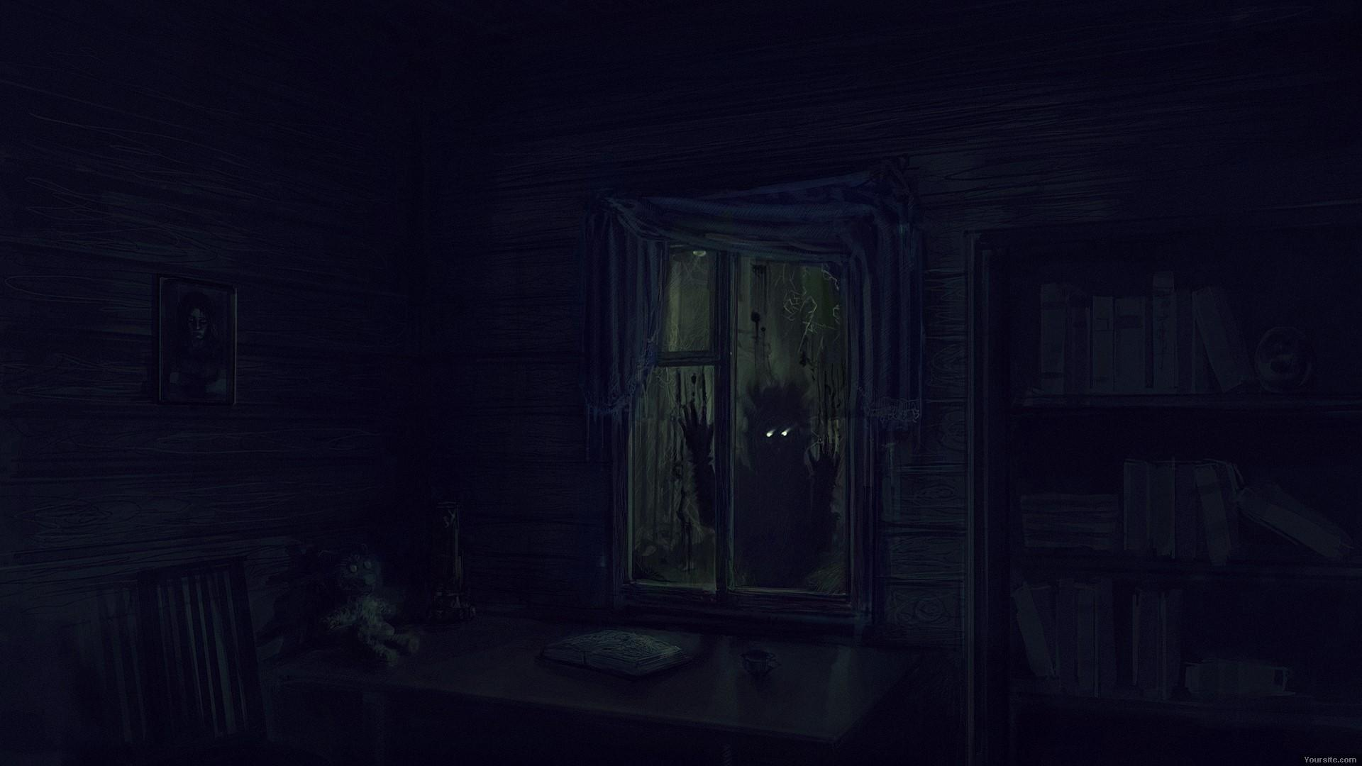 Скриншот The Cursed Forest (2015) PC