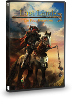 Lost Lands: The Four Horsemen Collector's Edition (2015) PC