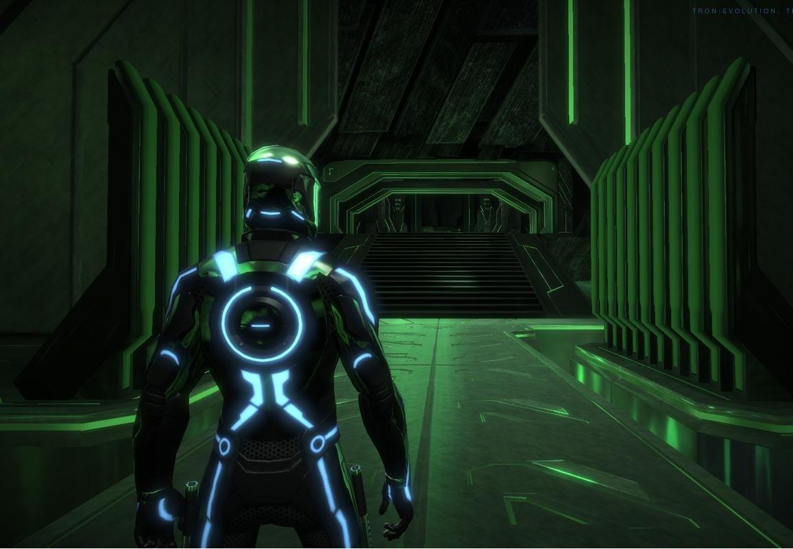 Скриншот TRON: Evolution: The Video Game (2010) PC | Repack от R.G. Механики