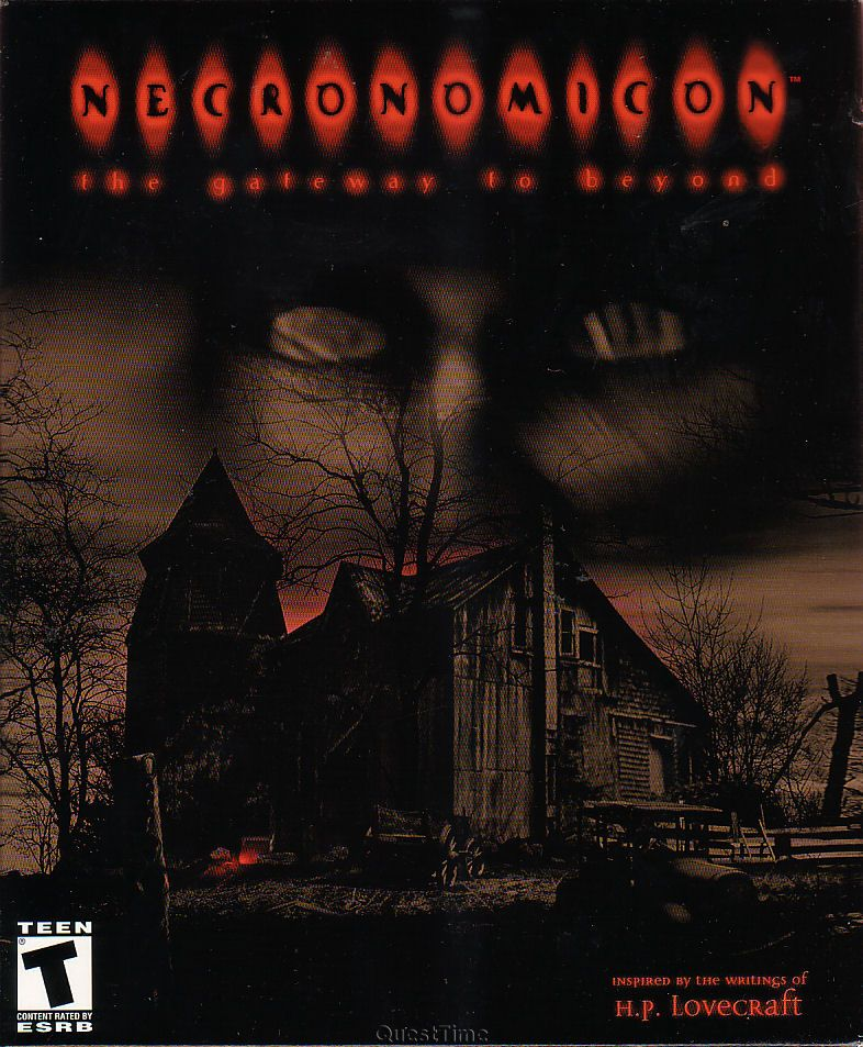 Некрономикон / Necronomicon: The Dawning of Darkness (2001) PC | RePack от R.G. Механики