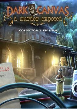 Холcт Тьмы 3: Открытое убийство. Коллекционное Издание / Dark Canvas 3: A Murder Exposed CE (2016) PC
