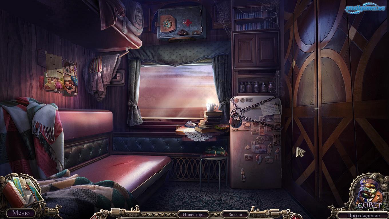 Скриншот Охотники за тайнами 11: Поезд до Хеллсвича. Коллекционное издание (2016) PC